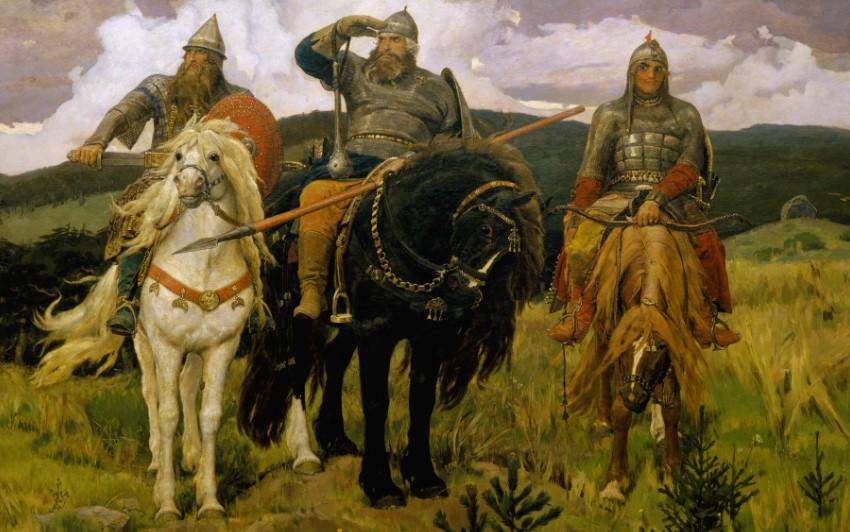 10 самых известных героев русских былин