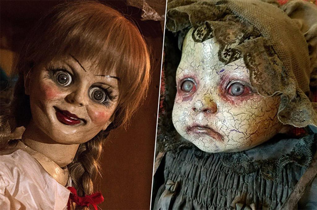 10 самых жутких кукол