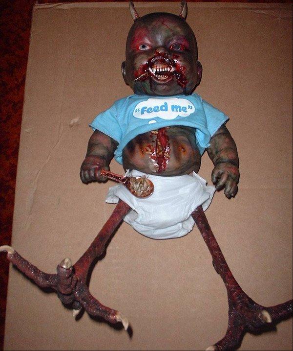 самая страшная кукла