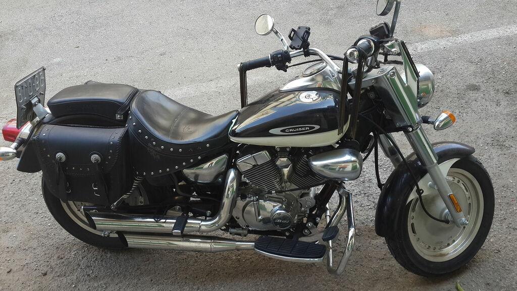Keeway Cruiser-250