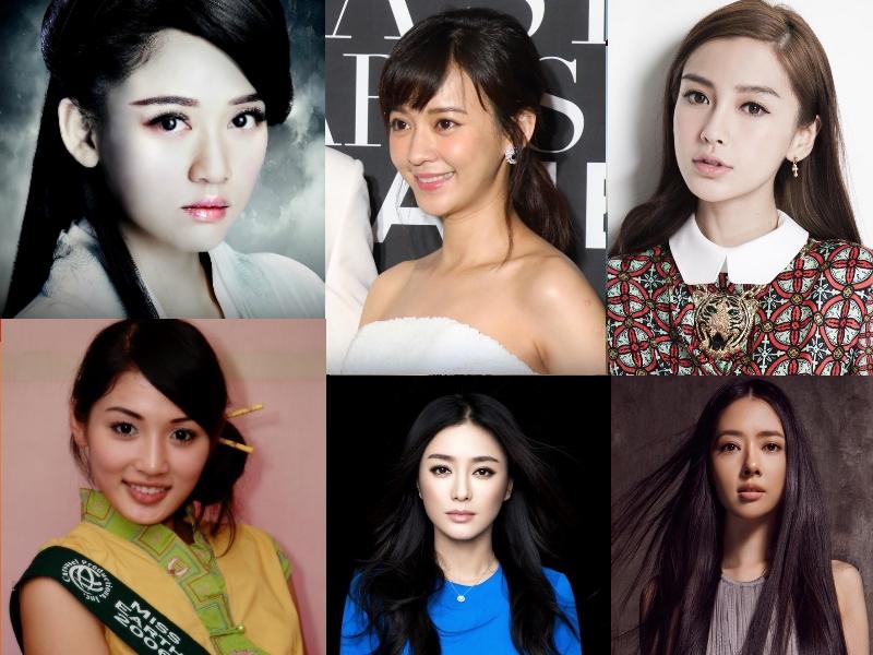 Самые красивые китаянки — топ 17