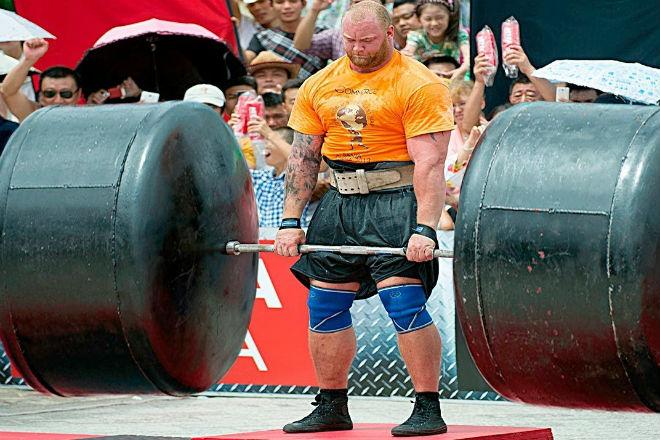 Самый сильный человек в мире: кто он?
