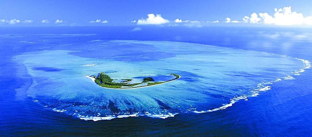 остров для проживания