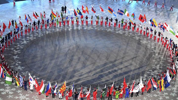 График проведения Олимпийских игр