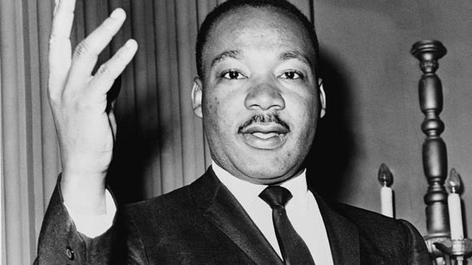 Мартин Лютер Кинг младший