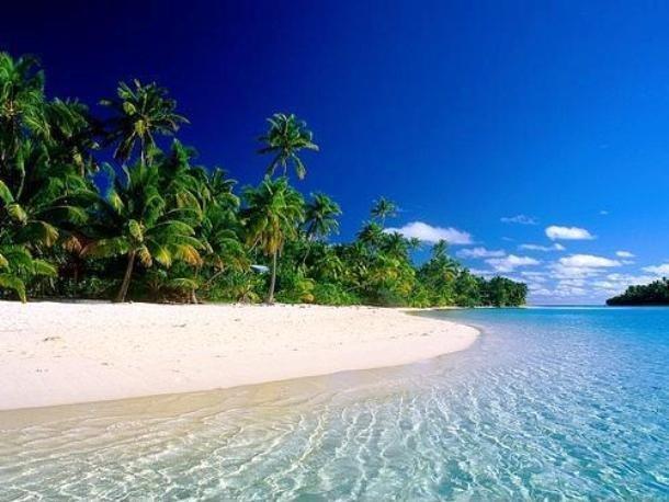 остров с маленьким населением