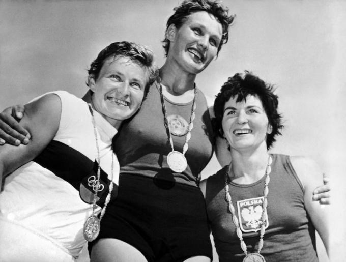 Олимпиада 1952 года в Хельсинки