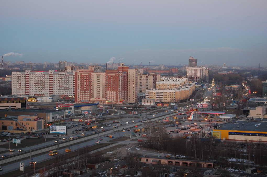 самая длинная улица Петербурга