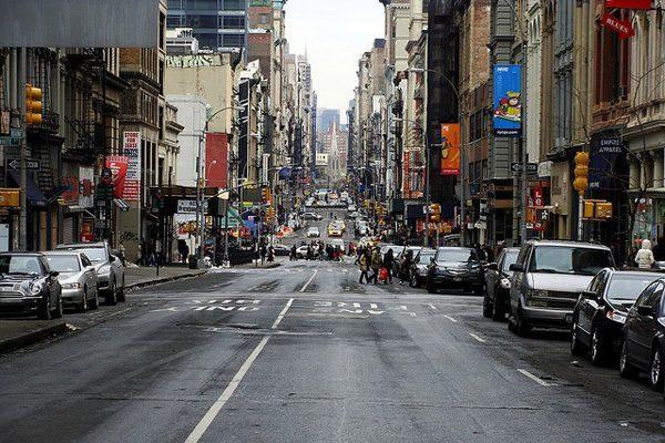 самая длинная улица в сша