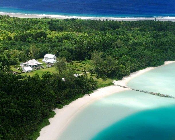 Риф где живут люди