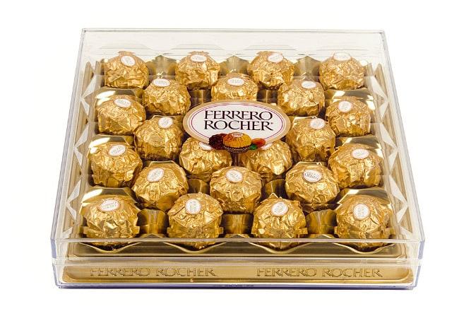 топ дорогих конфет в мире
