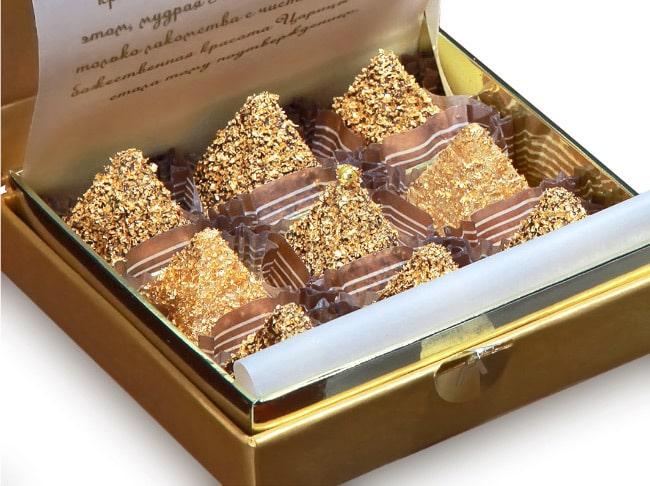 одни из самых дорогих конфет в мире