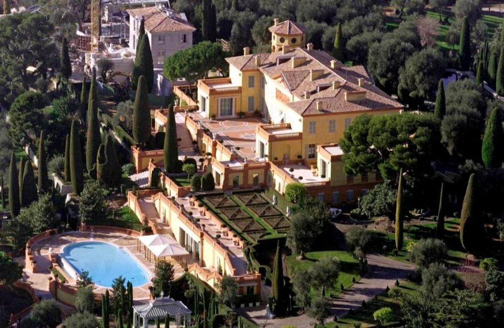 самый дорогой дом во Франции