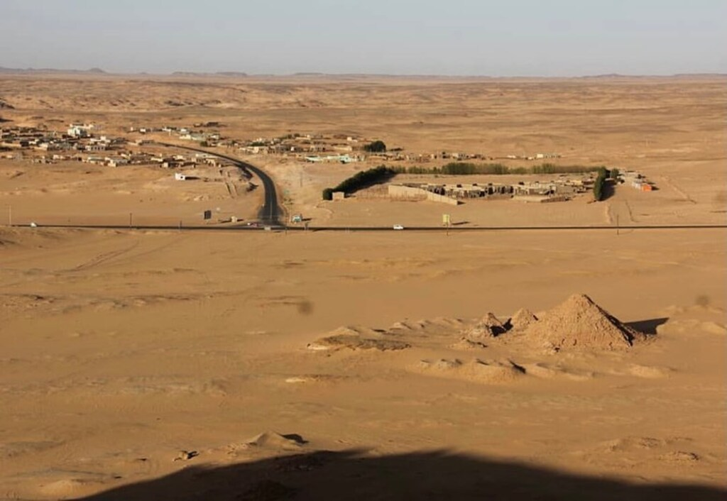 Вади-Хальфа, Судан
