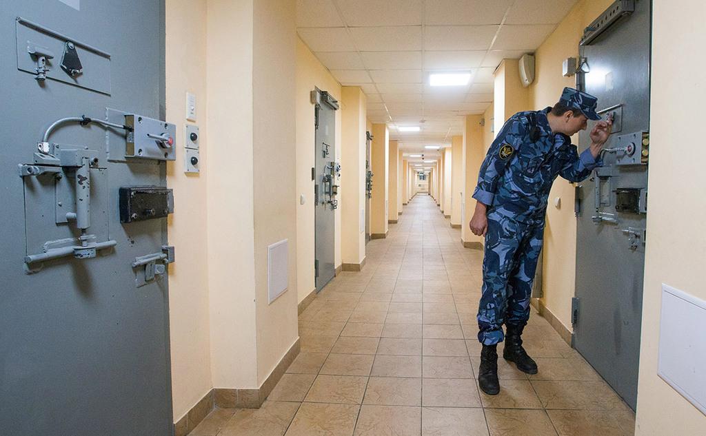 тюрьма владимирский централ