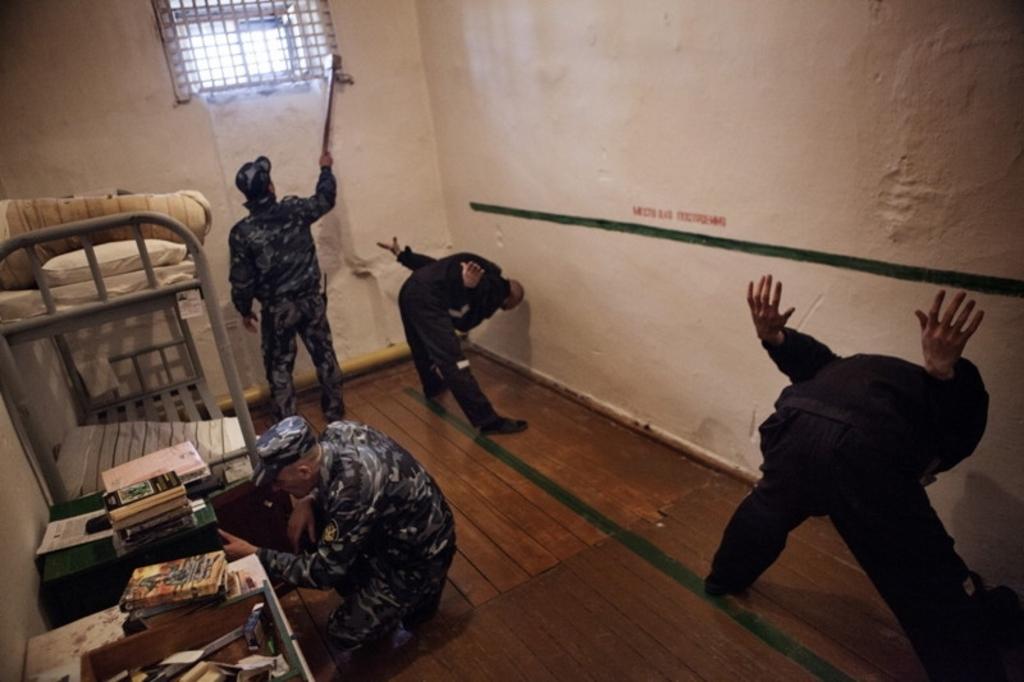 тюрьма вологодская пятак
