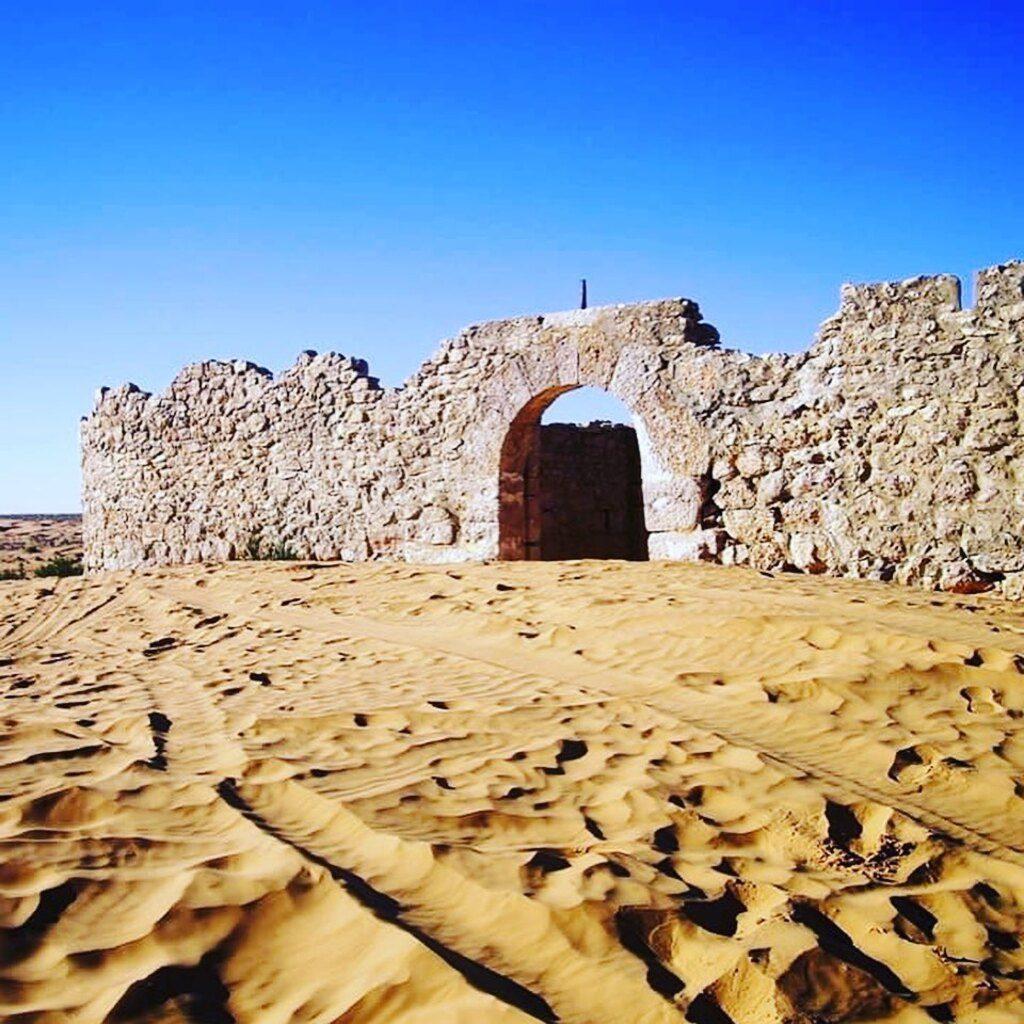 Кебили, Тунис