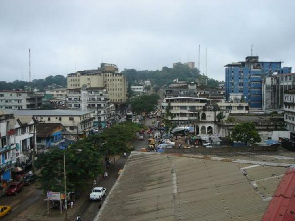 Либерия. Монровия