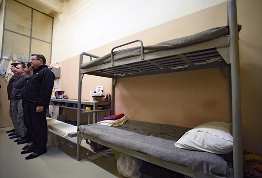 тюрьма матросская тишина