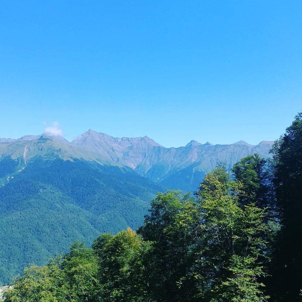 гора Роза пик