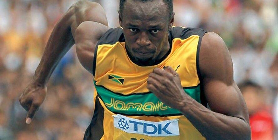 самый быстрый бегун в мире