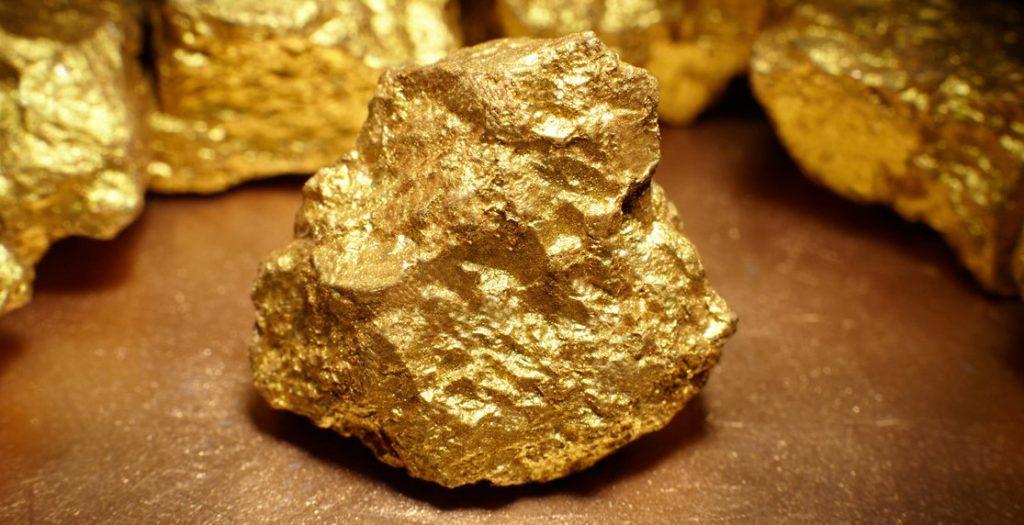 золото мягкий метал