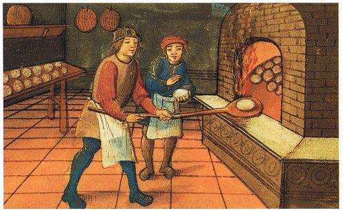 история пицца