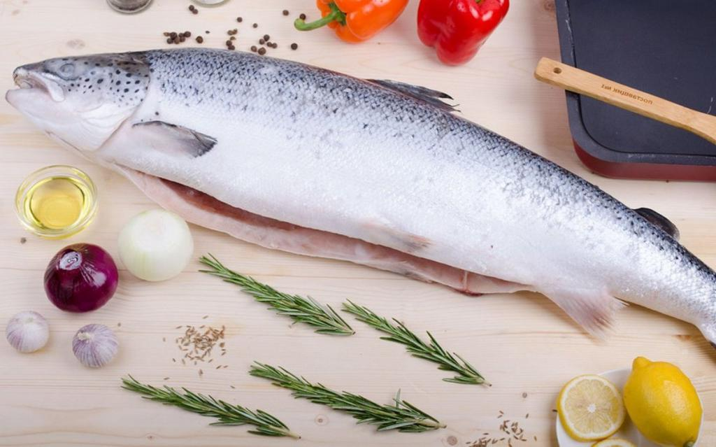лосось один из самых дорогих рыб
