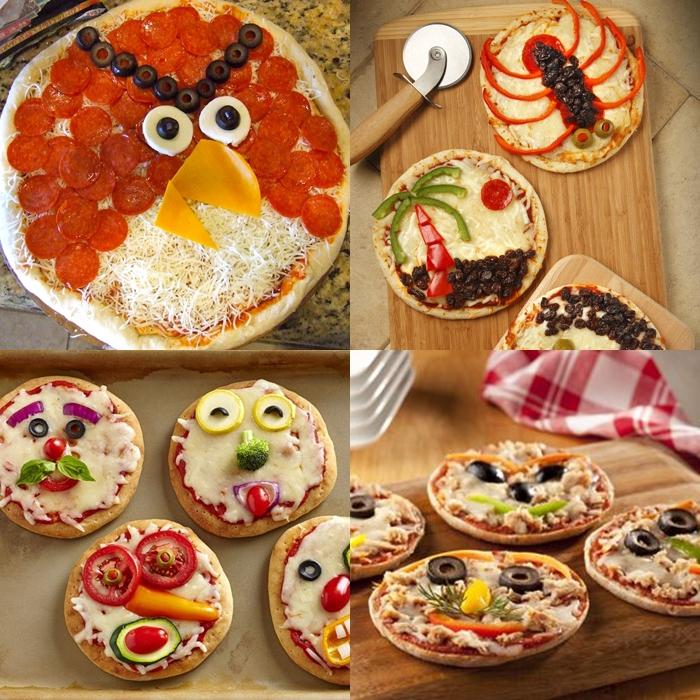 истории о пицце