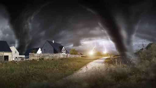самый быстрый торнадо в мире