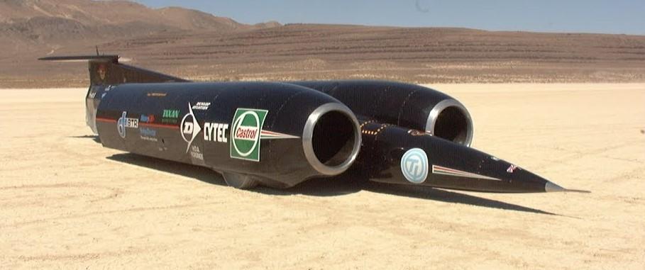 самая быстрая несерийная машина в мире