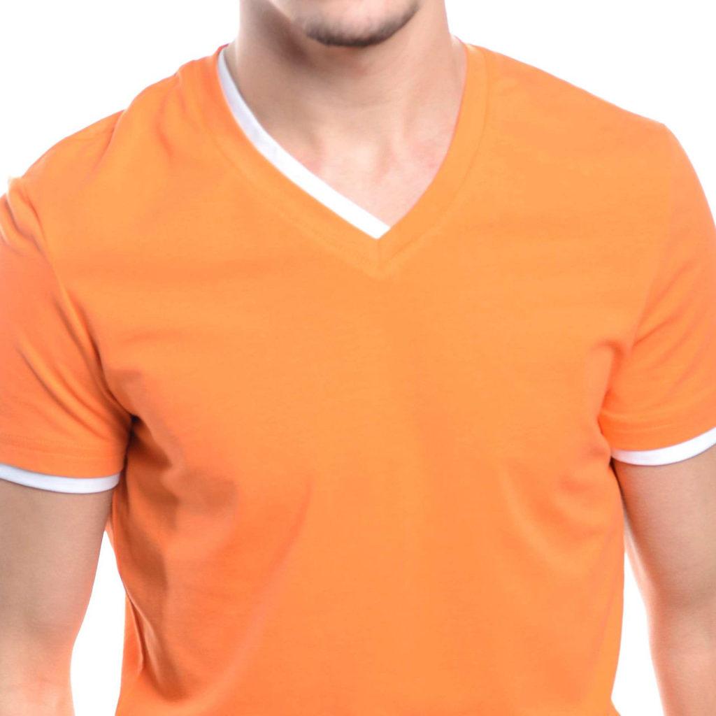 обычная футболка