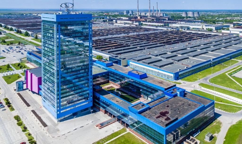 Самые большие заводы в мире