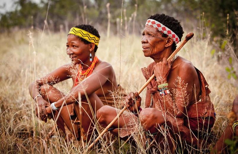самые древние народы в мире койсанские