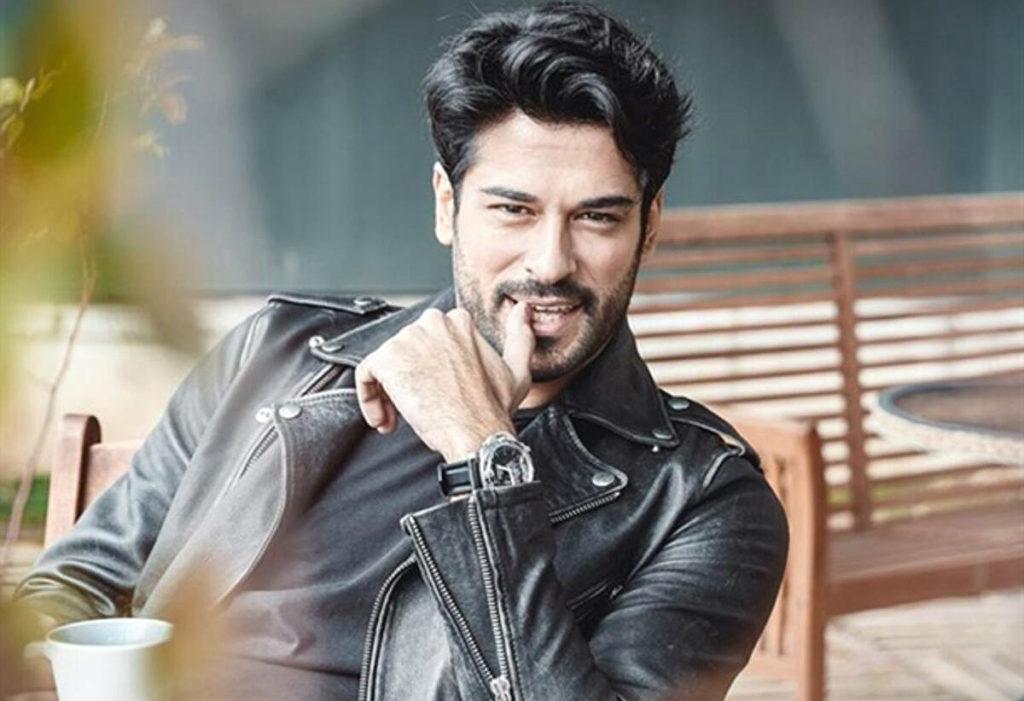 красивый турецкий актер