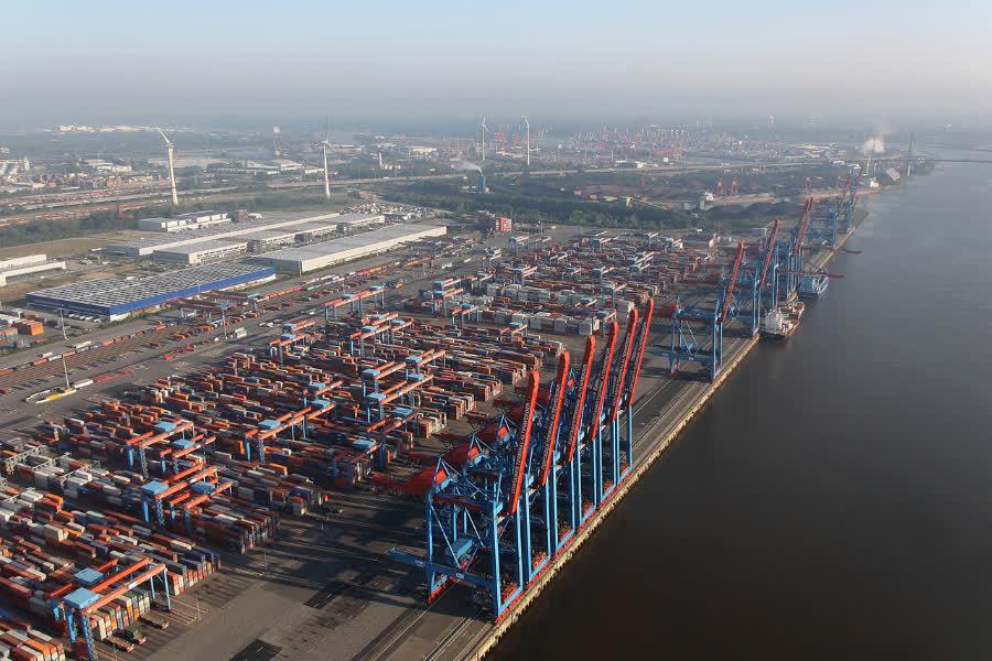 Порт гамбурга топ 10 портов