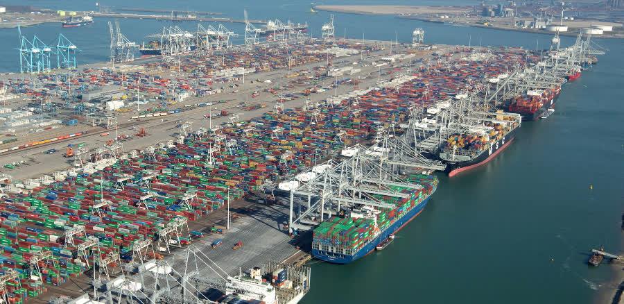 топ 10 больших портов в мире
