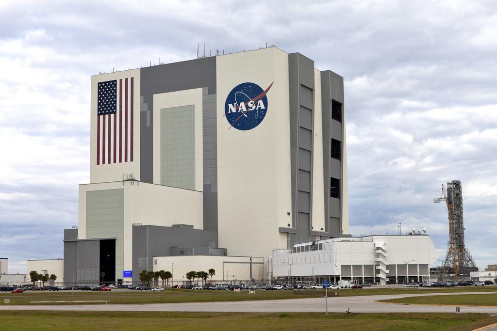 NASA Vehicle Assembly Building