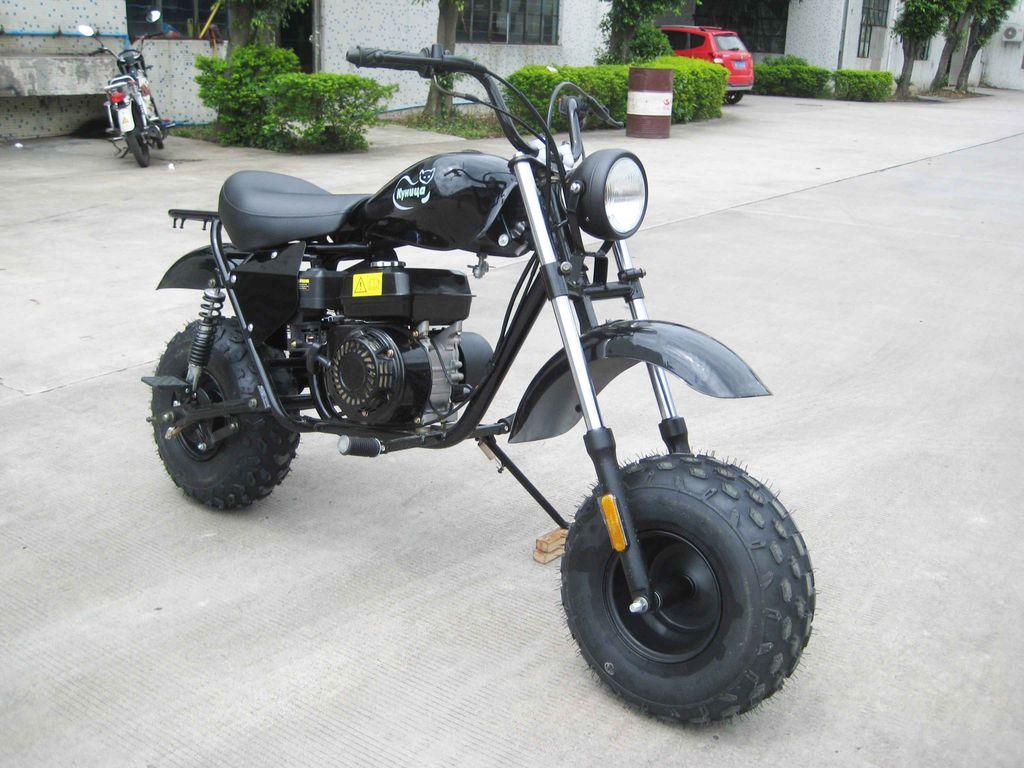 самый дешевый мотоцикл вездеход UM 200, Куница