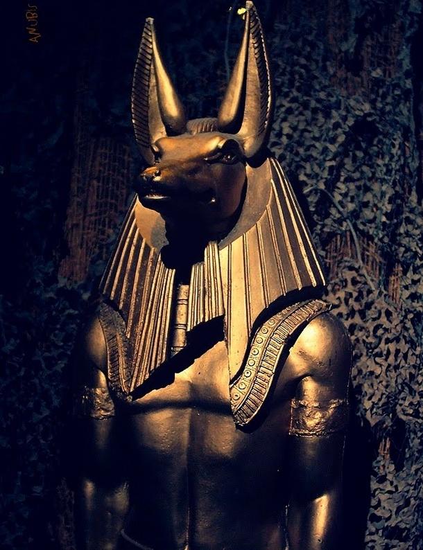 Факты о египетском боге Анубисе
