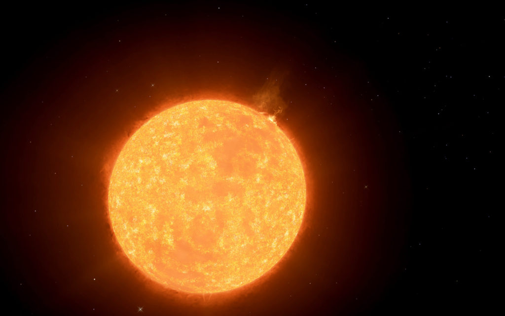 самые яркие звезды которые видно