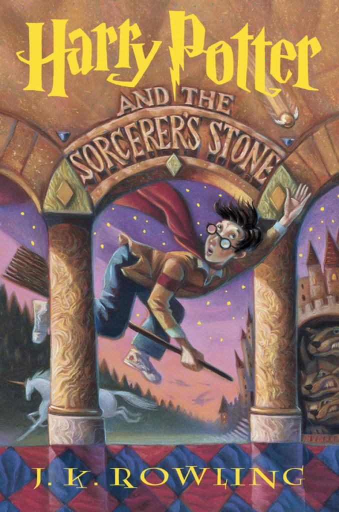 Гарри Поттер и волшебный камень