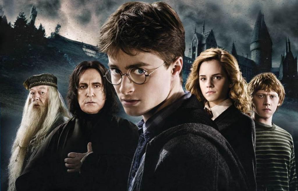 Удивительные факты о романе «Гарри Поттер»