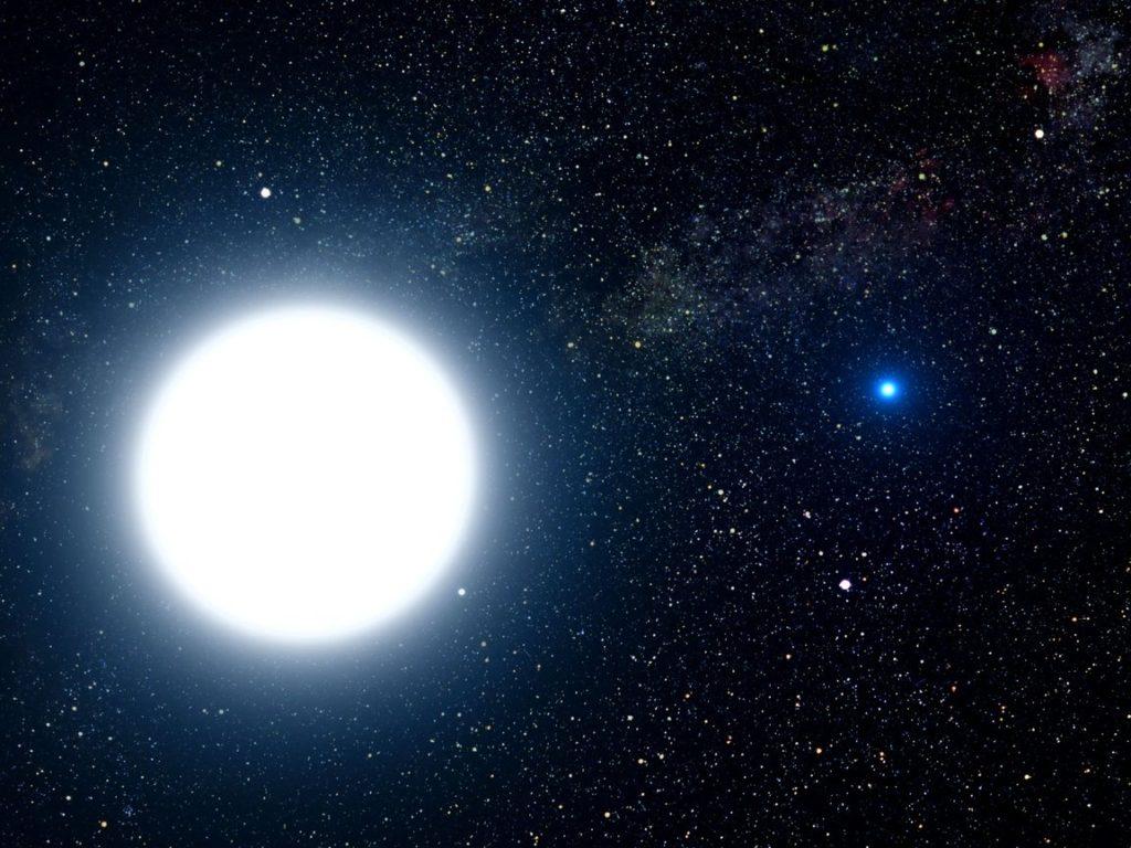 Самые яркие звезды на небе