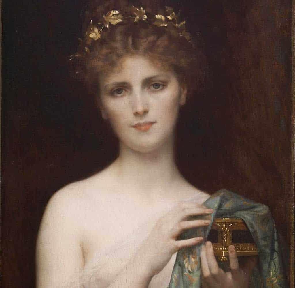 богиня ящика Пандоры