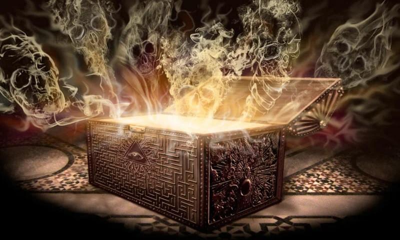 что такое ящик Пандоры