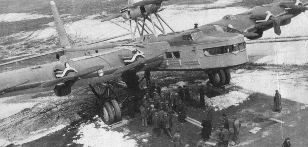 самый большой советский самолет