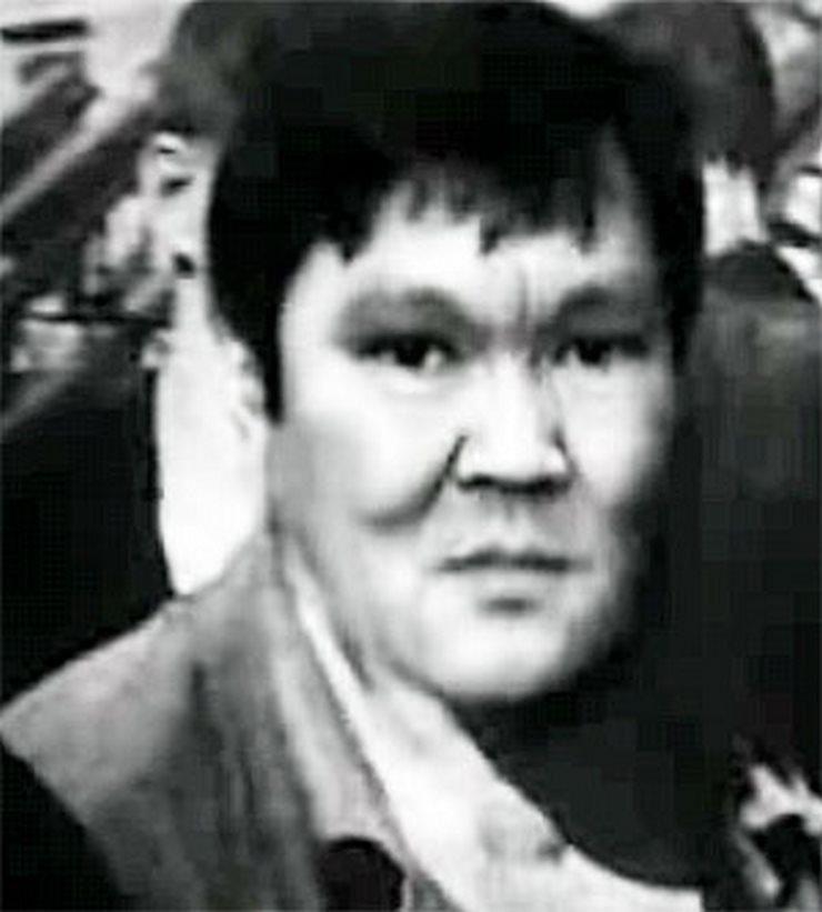 Геннадий Карьков, или Монгол