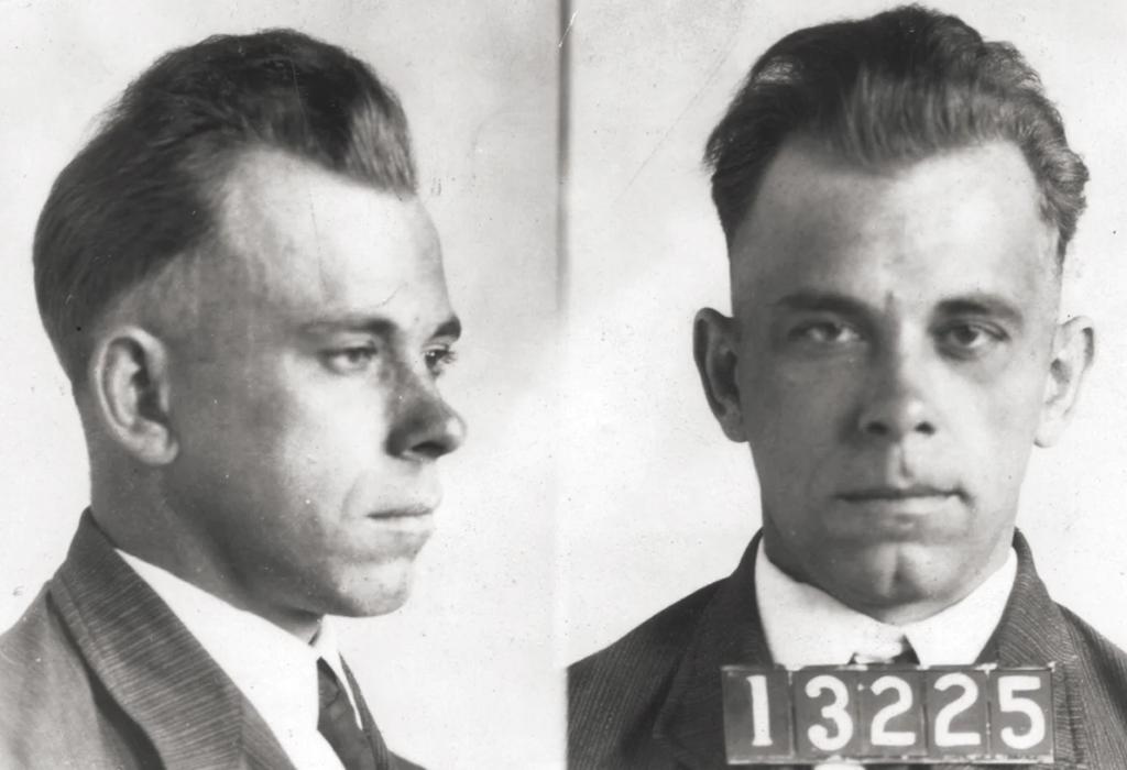 Знаменитый грабитель который совершил два побега из тюрьмы