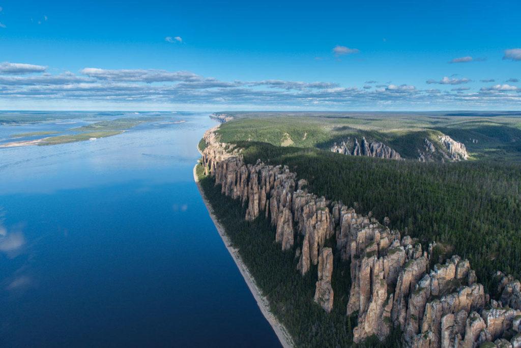 рейтинг самый больших рек в России